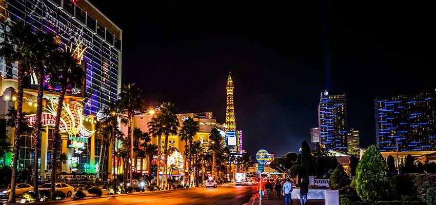 EDS Las Vegas