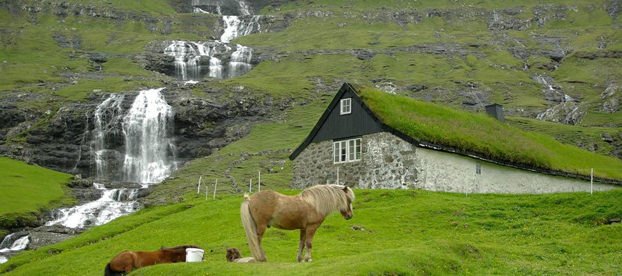 Faroe Adaları Nerede