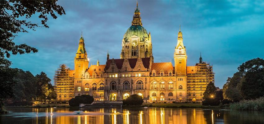 Hannover Almanya