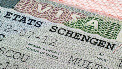 Schengen Vize Düzenlemesi