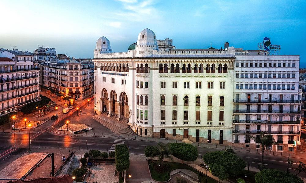 Cezayir Başkenti
