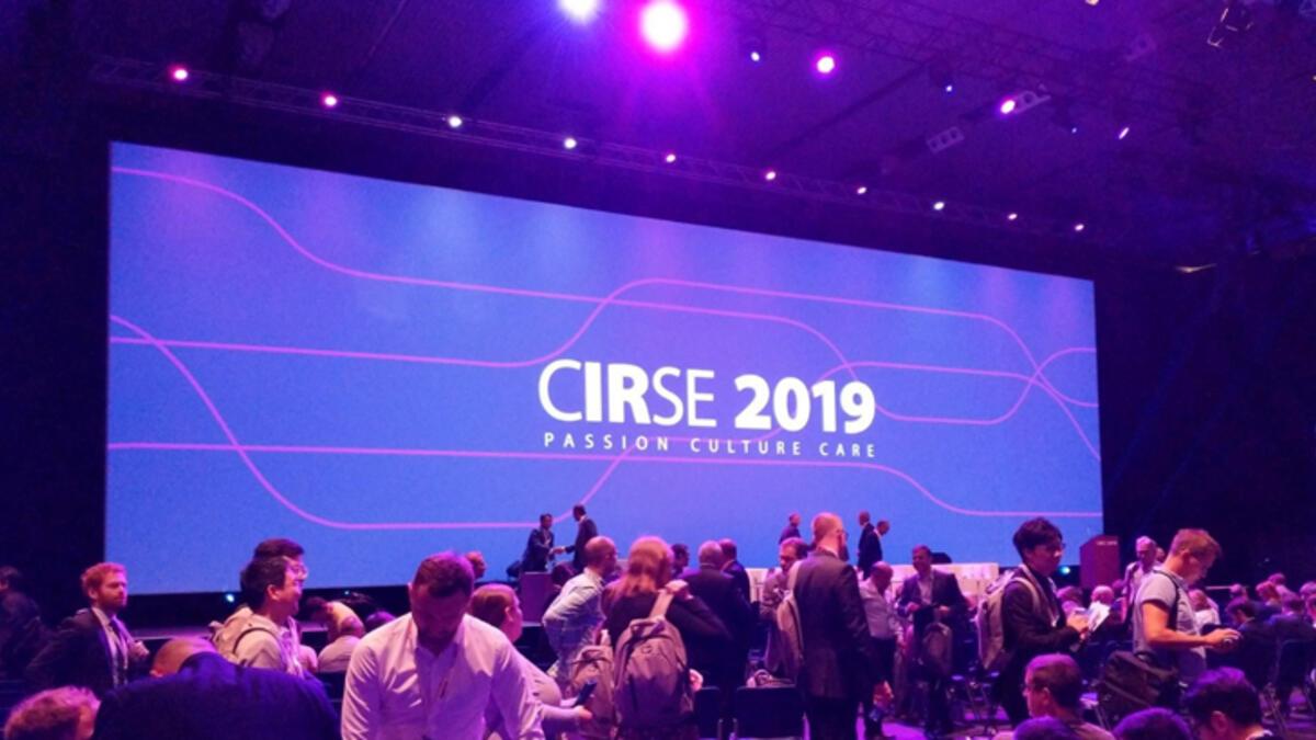 CIRSE Barcelona 2019