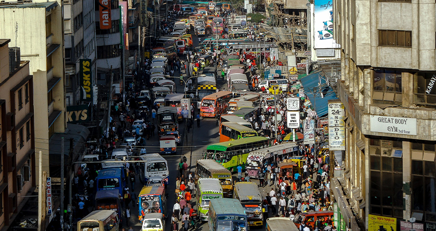Kenya İş Gezisi