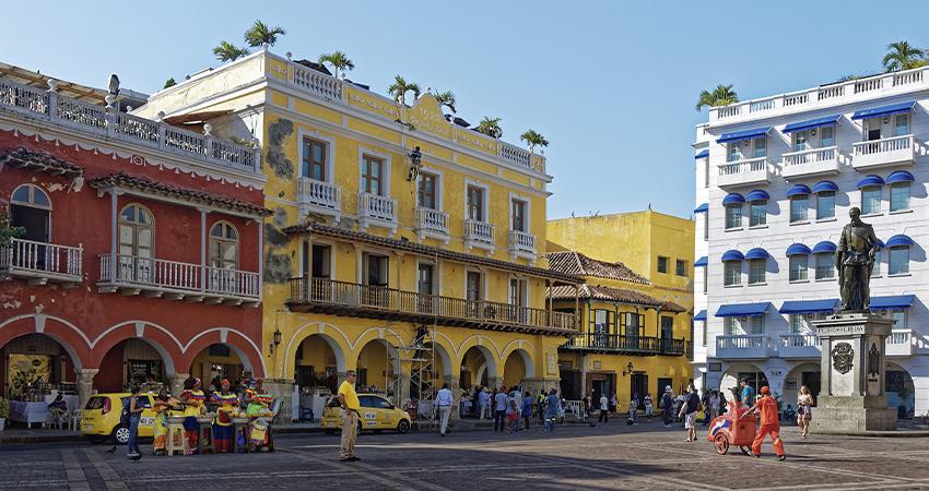 Kolombiya Pazar Araştırması