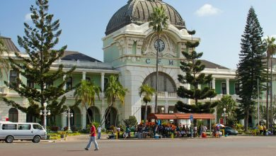 Maputo B2B Gezisi
