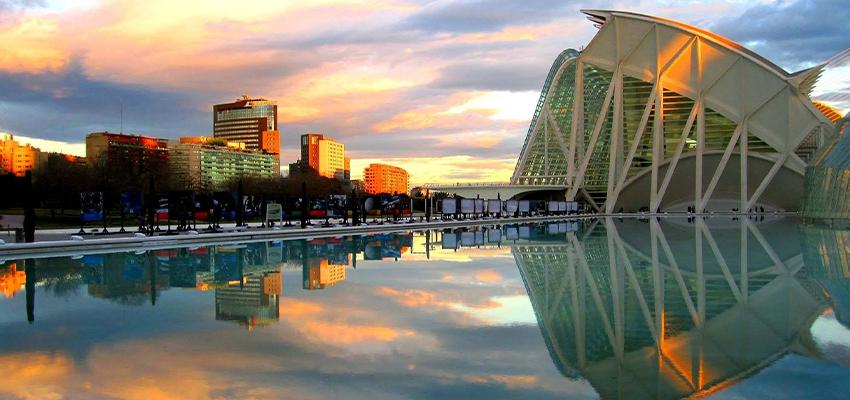 Valencia İspanya