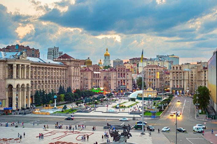 Kiev Gezisi