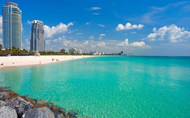 Miami'de Gezilecek Yerler