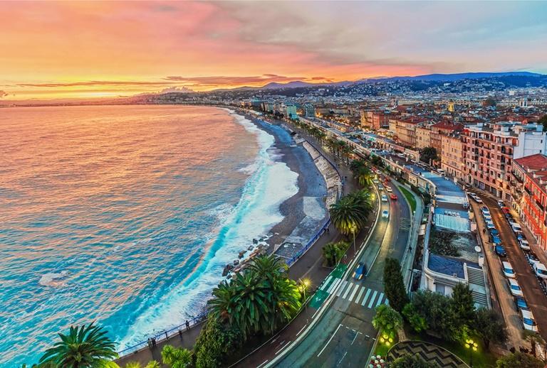 Nice'te Gezilecek Yerler