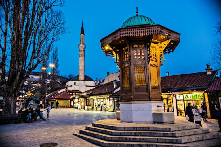 Saraybosna Gezisi
