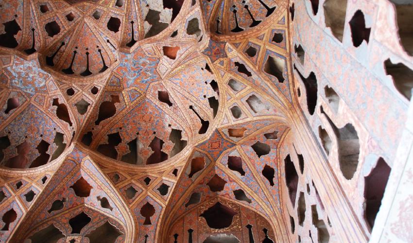 İsfahan Gezilecek Yerler