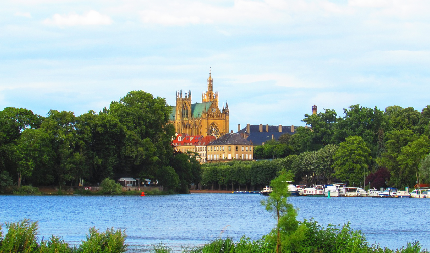 Metz Fransa