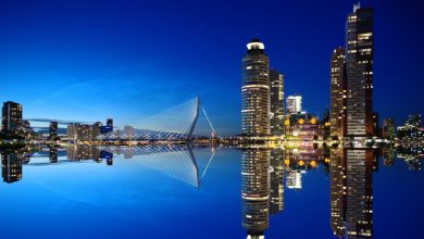 Rotterdam Hollanda