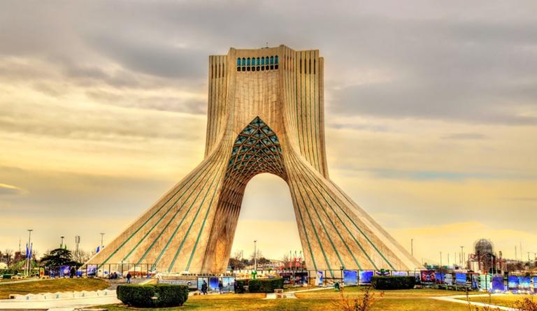 İran Başkenti Tahran
