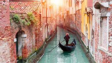 Romantizmin Başkenti Venedik