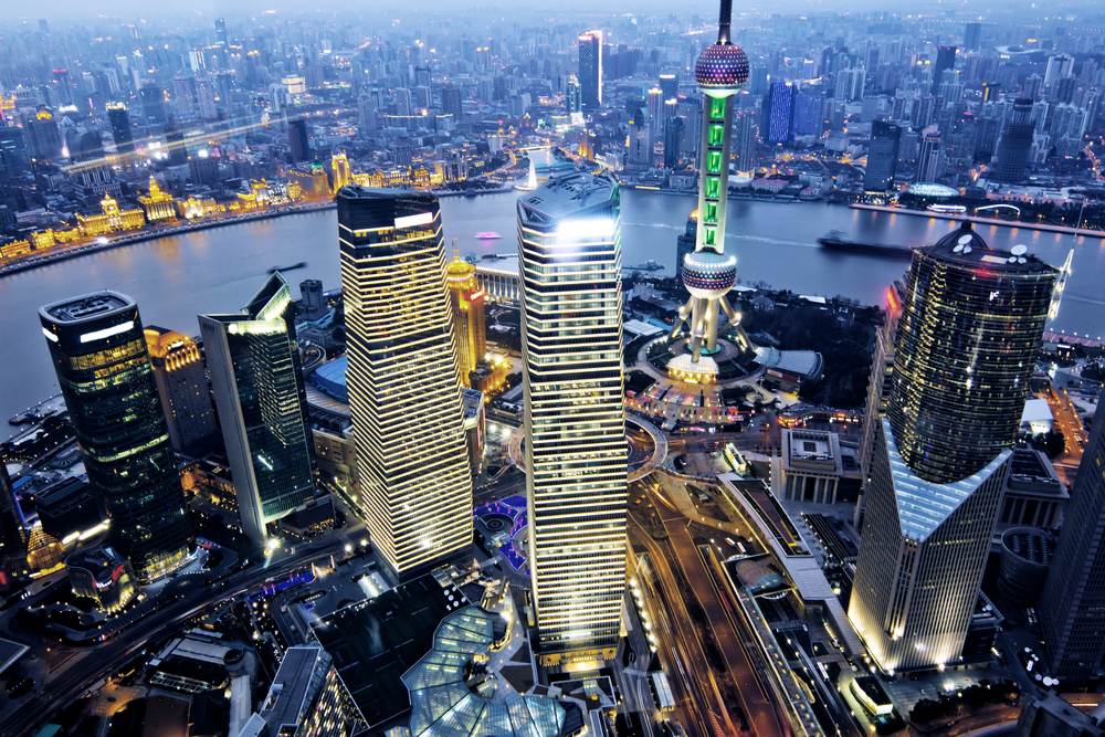 Shanghai Makina Teknik Fuarı