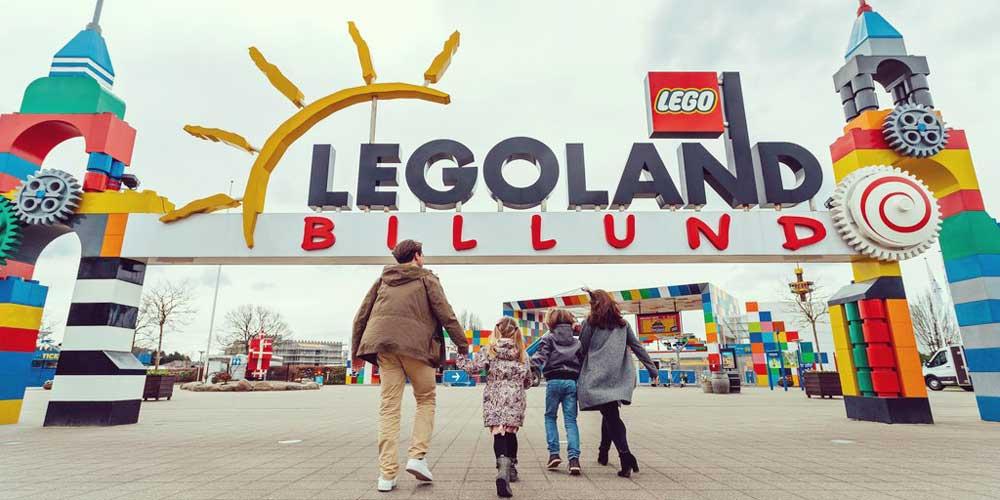 Çocuklarla Gezilecek Yerler Legoland