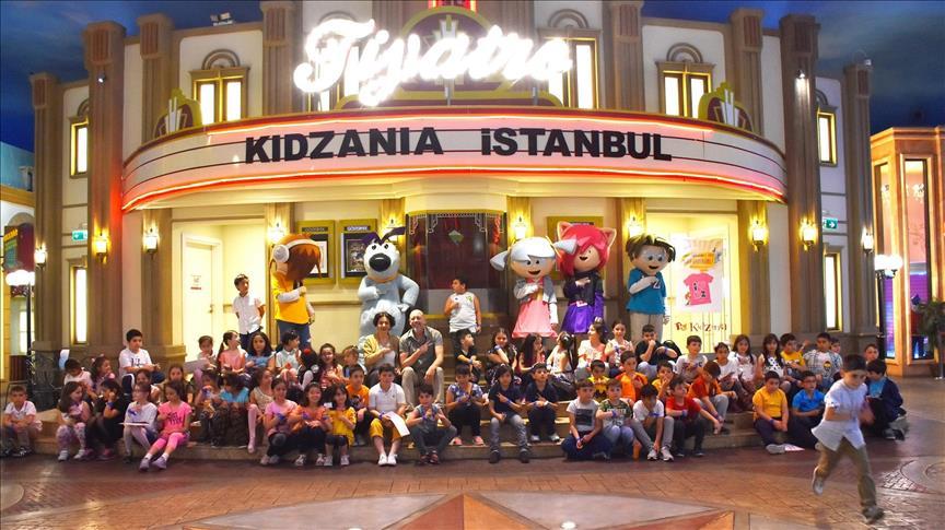 Gezilecek Yerler Kidzania İstanbul