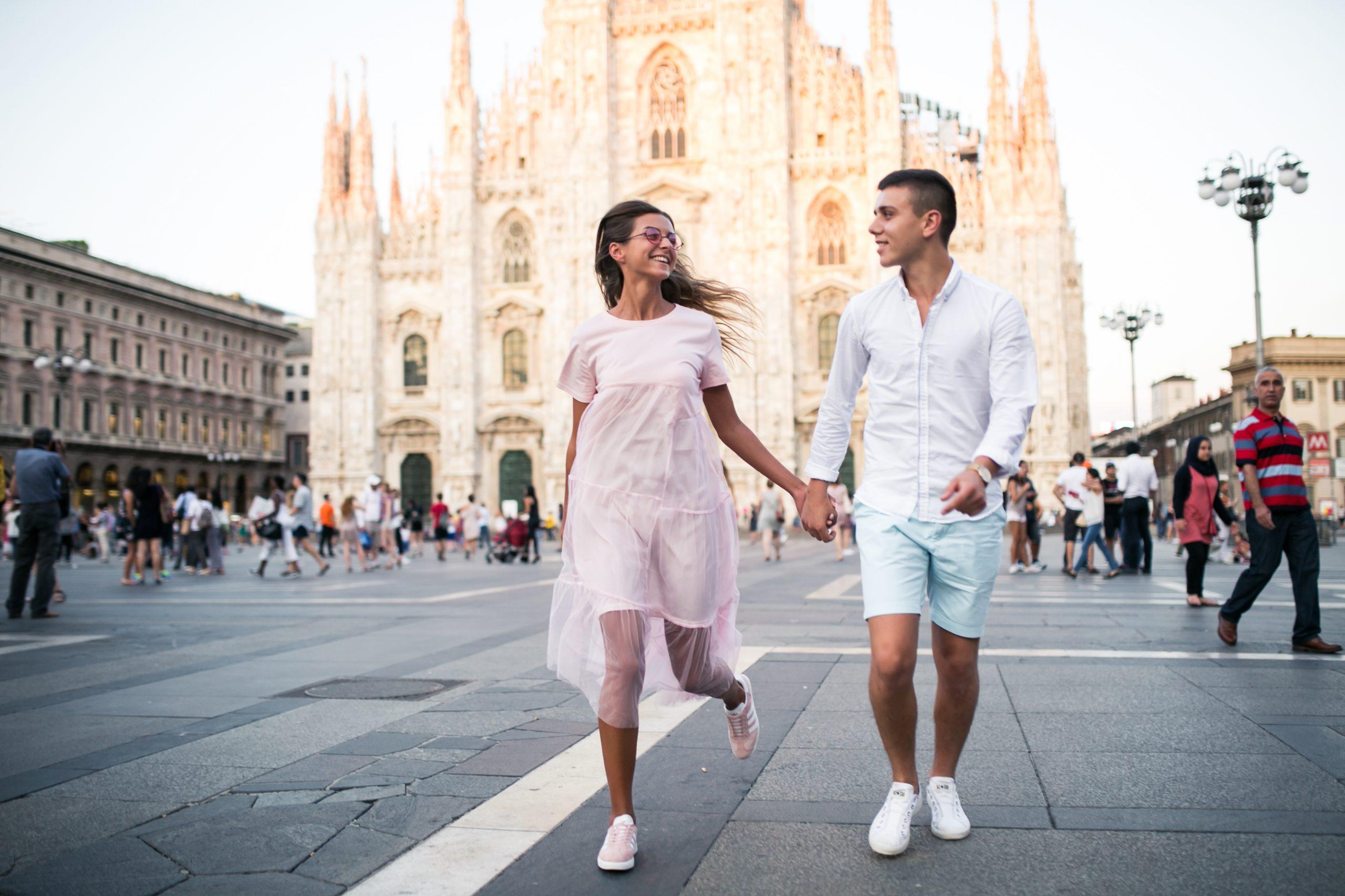 İtalya Milano Gezilecek Yerler
