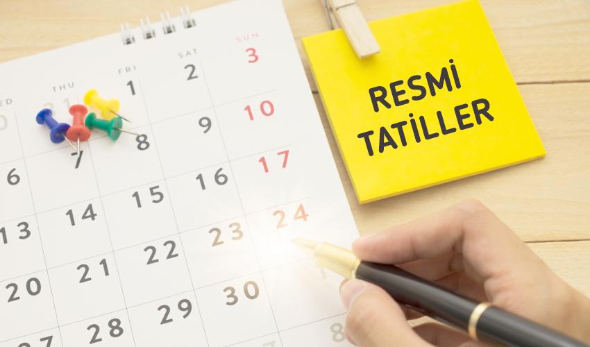 Resmi Tatiller